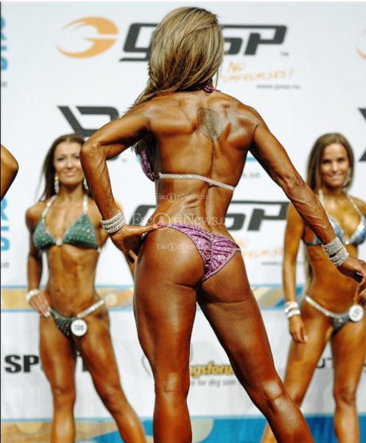 Escort fitness girl VIP companions